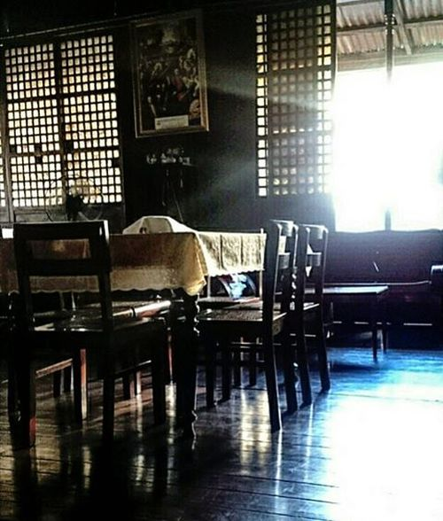Nofilter Oldhouse Memories Ancestral House Dining Room