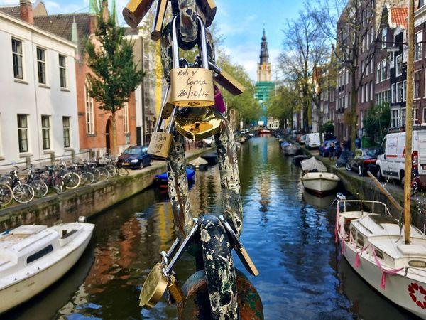 Amsterdam Amsterdam Canal Cityscape EyEmNewHere Bridgeoflove Canalview Colorful Loveoflife Theworldisourplayground