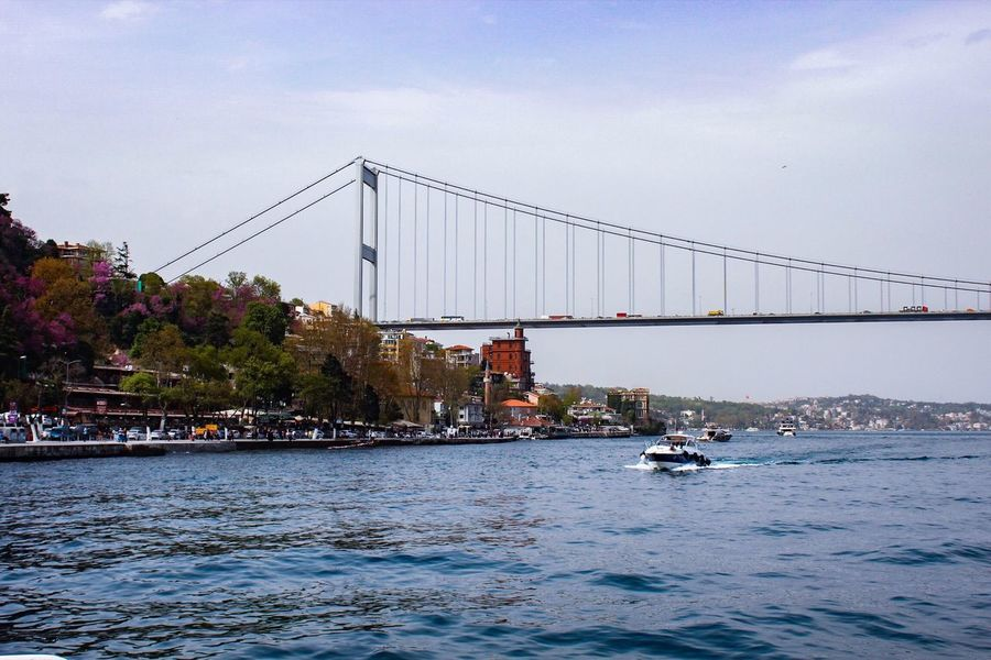 Bosphorus Bridge 2 🌉, #turkeyhistory #turkeyday #bosphorus #bosphorusbridge #bridge #bridges #asia #europe #connected #historic #historicalpix #historicalfiction #historical #historicalplace #historicalcity #empire #empirestatebuilding #ottomanempire #ottoman #instagram#instagramers #instagramturkey #instagramarchitecture #instagramphotography #instagramphotographers #instagramphoto #instagramphotos #camera #canonphotography #dslr Bosphorus Bosphorus Bridge Bosphorus, Istanbul The Great Outdoors - 2018 EyeEm Awards
