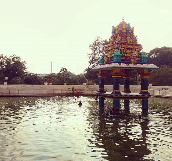 Take a holy dip! Lifeinshots Indian India Lifeinindia Holydip Koneru Penchalayyakona Templetales Temple Morning Friday Follow Followback Followme Likeforlike Like4like Checkmyinstafeed F21THREADSCREEN