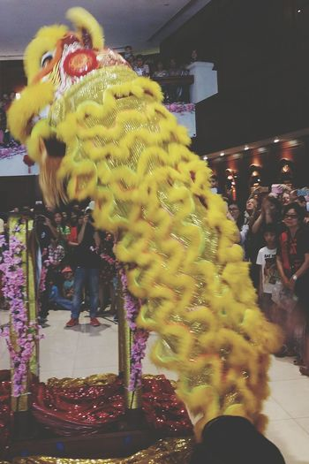 Lion Lion Dance Lion Costume Chinese Custom CNY2017 Singapore CNY Chinese New Year Singapore Performance