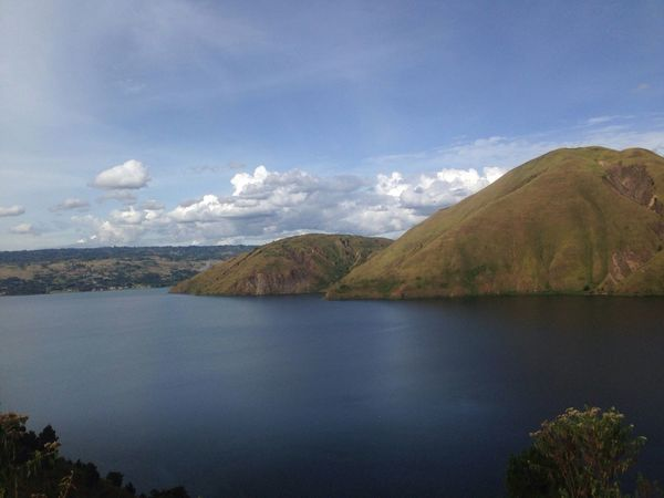 Beautiful lake toba Hello World LakeToba  Beautiful Nature