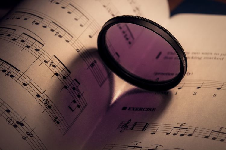 Notes Music