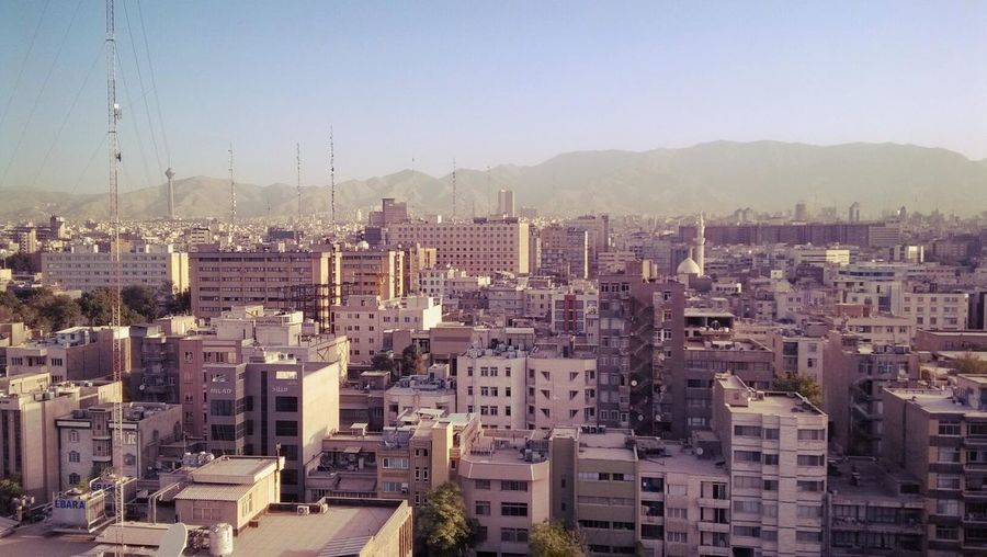 TEHRAN CITY First Eyeem Photo