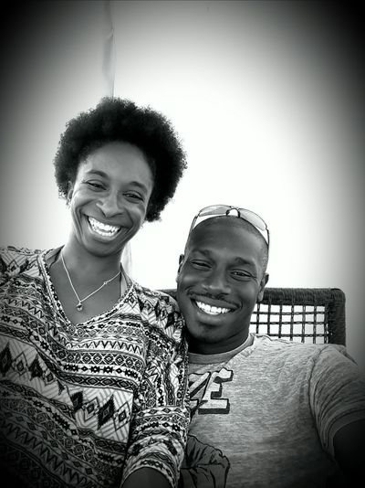Me and my baby acting crazy!Photos That Will Restore Your Faith In Humanity Mrandmrs MyBoo❤❤ Natural Light Portrait Natural Beauty NaturalLightPortrait Check This Out Enjoying Life That's Me Leisure Activity Smilingcouple Smiling Couple Toothy Smile Two Is Better Than One Black And White Friday