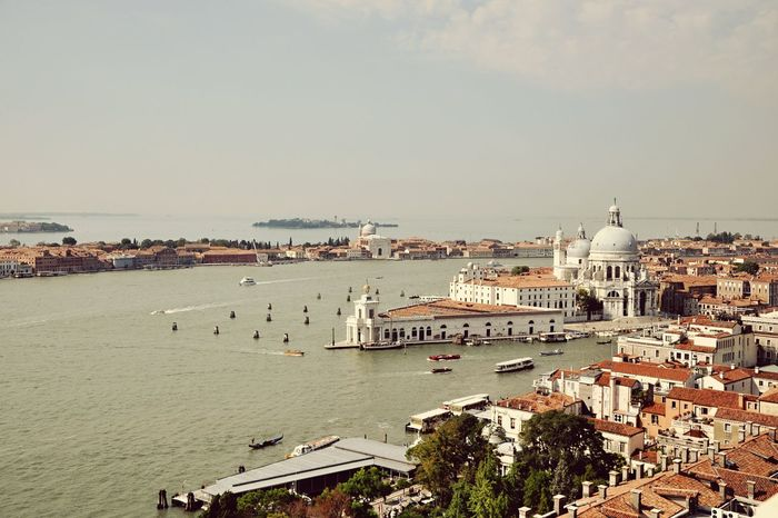 Summer Venice Italy Sea View SantaMariadellaSalute Travel Traveling City Nikon D90
