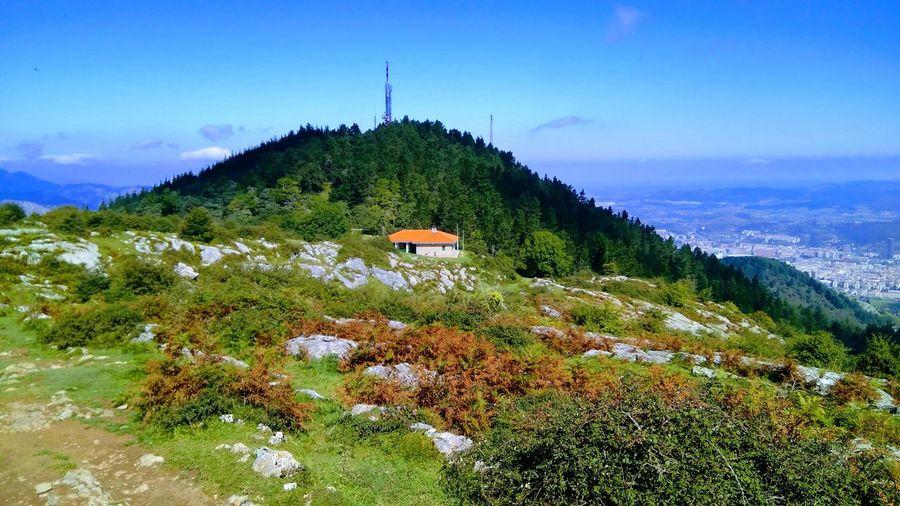 Montains    Bilbao Montañas, Bilbo Pagasarri