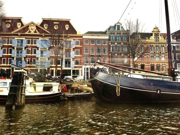 Building Exterior Canal Architecture Water City Amsterdam EyeEmNewHere Your Ticket To Europe The Week On EyeEm