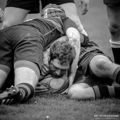 Men Outdoors Rugby