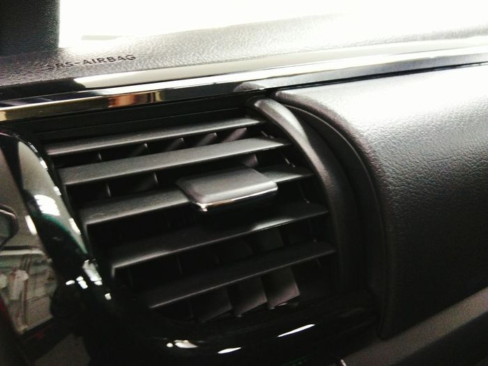 Air Grilles Air Air In Car Indoors  No People Technology Day