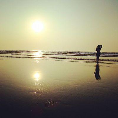 Ngma Super Shot Sunset Lady Perfect Pose Beach Sand Goa Puneinstagrammers Punediaries Waycoolshots Instacool Insta_vibrant Rsa_light Amazing Photopport_unity Photodrobe Bestshots Igs_world Igs_asia Afadingworld Vsco_shots Fade bestshotsvsco_fadenaturalPickMyGoaPic