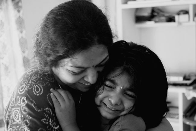 WomeninBusiness EyeEm laugh Cry Crying Mom ❤ Daughter Situation Smile Smiley Face Black & White