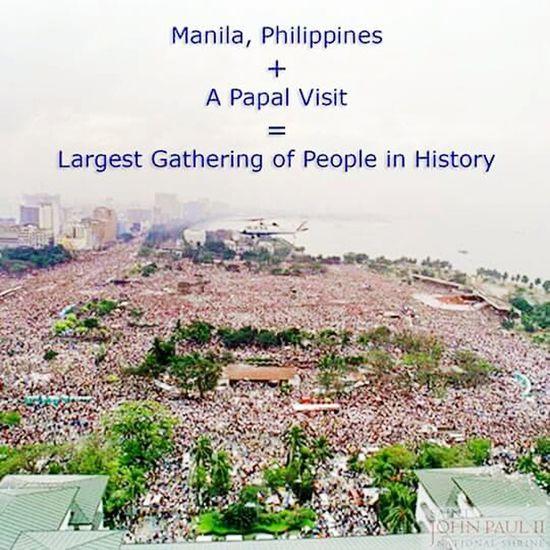 Mabuhay! Long live Pope Francis 1!