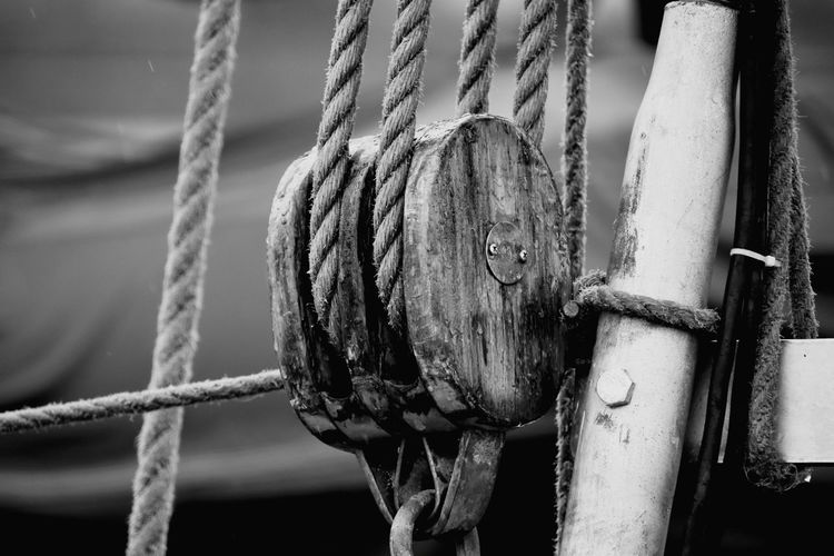 Sailing Boat Boat Sea Ropes EyeEm Selects Nautical Vessel Nautical Equipment Tied Up Harbor Cleat Strength Moored Tied Knot Thick Rope Fishing Equipment Tied Ocean Water Vehicle Sailing Sailboat Boat Deck