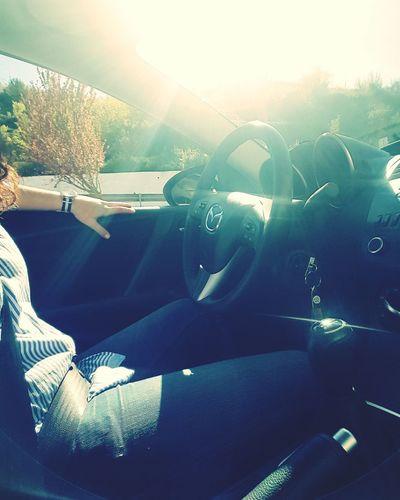 Eu motorista Passeardecarro ☺