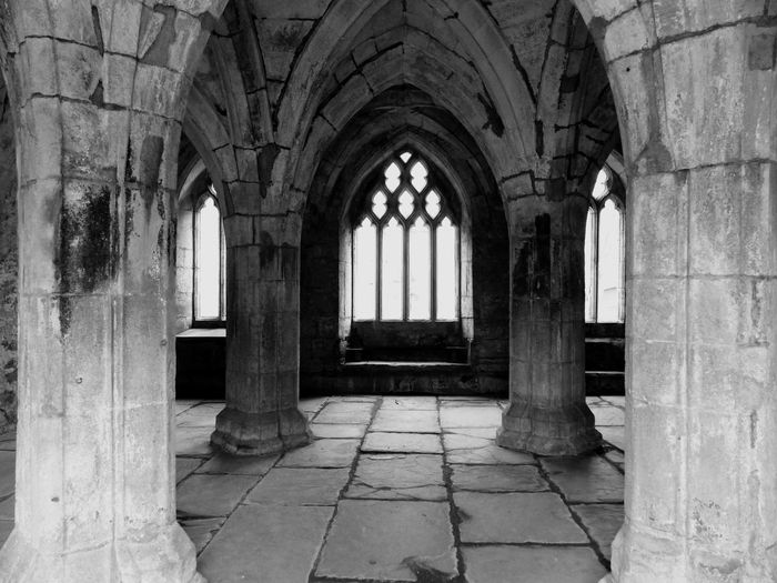 Arched Abbey