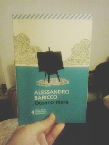 AlessandroBaricco Oceanomare Libro Lettura