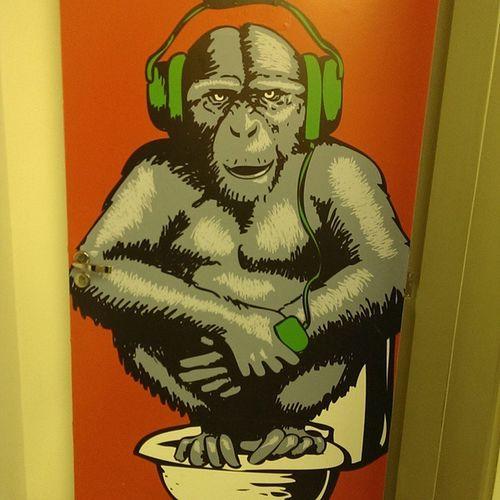 Laço no MaPA- Decoração do banheiro do Paço das Artes. Arte Expo USP PaçodasArtes