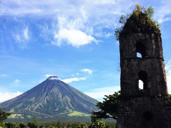 Mayon Volcano Daraga, Albay Philippines