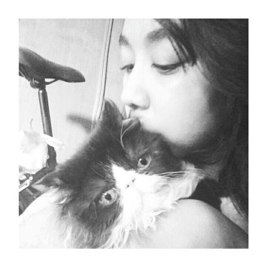 Love you Ello😻😽 Cat Lovers Cat Catholic
