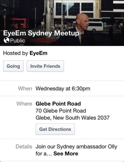 Hello Eyeem! Come along on Wednesday night to the Sydney Meetup! We'll be completing a wine bar tour and shooting the streets of Glebe. All are welcome! Australia EyeEm Sydney Meetup Sydney