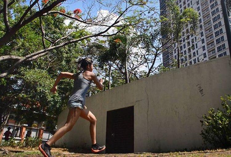 Pk Parkour Parkourgirl Run Runner Wallup Summer Sport Outdoorsport