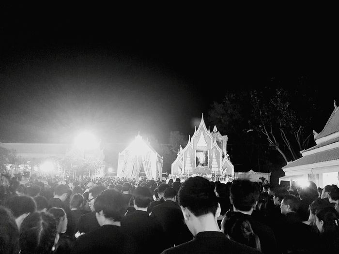 In remembrance of His Majesty King Bhumibol Adulyadej Rama XI, of the Kingdom of Thailand. 1927-2016 KingBhumibhol Kingrama9 Kingofthailand  Pround To Be Thai