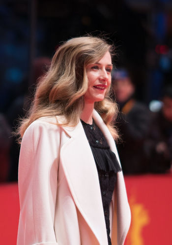 Berlin, Germany - February 24, 2018: Belgian actress Cecile de France attends the closing ceremony during the 68th Berlinale International Film Festival Berlin at Berlinale Palast AWARD Closing Ceremony Film Festival Portrait Of A Woman Woman Actress Arts Culture And Entertainment Belgian  Berlinale Berlinale 2018 Berlinale Festival Berlinale2018 Blond Hair Cecile De France Entertainment Entertainment Event Fashion Focus On Foreground Mass Media One Person Portrait Posing Posing For The Camera Red Carpet Red Carpet Event