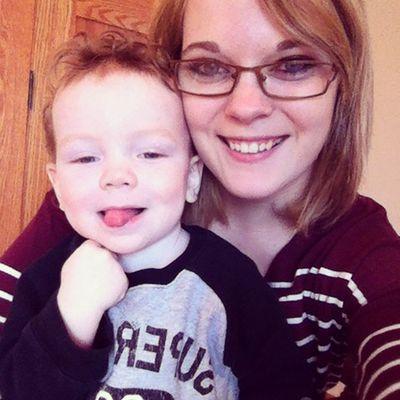 This baby boy stole my heart! Aupair Hostchild MyBoy Lovehim aupairlife canadian chicago sillyboy 💙💋👶