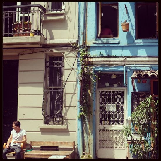 Streetphotography Istanbul Traveling Relaxing