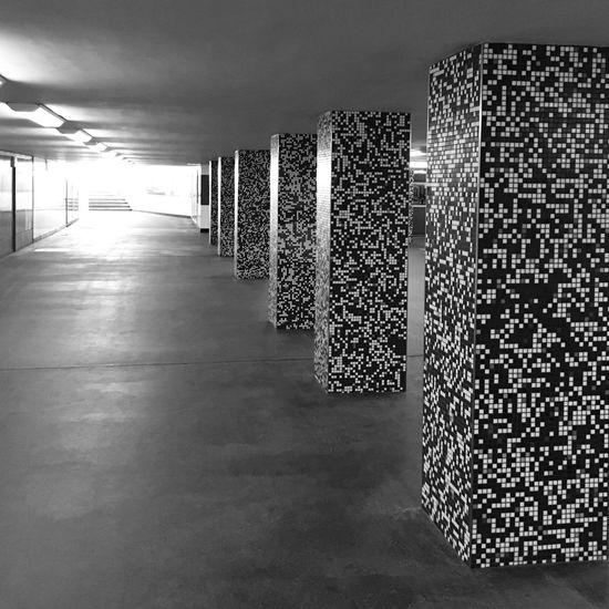 Geometric Shapes Geometry Light And Shadow Architecture Architecture_collection Architectural Detail Ubahn Berlin Ubahn Subway Station Subway Myberlin Iloveberlin Berlin Blackandwhite Photography Black And White Black & White Blackandwhite