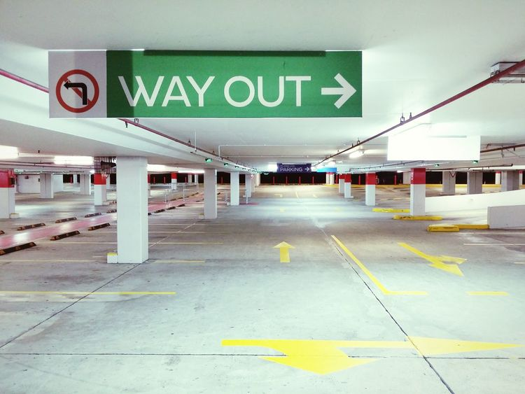 Streetphotography Parking Lot Urban Urban Geometry Urbanphotography Architecture Signs