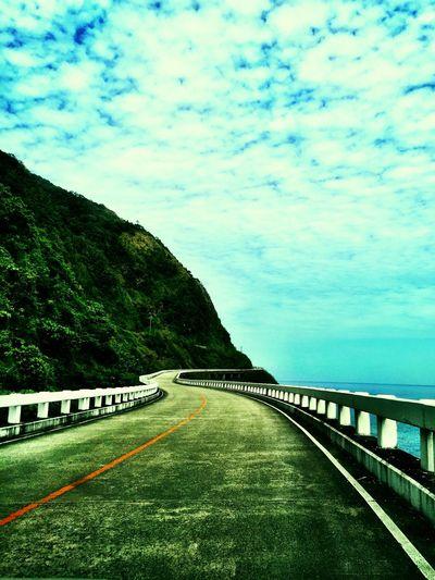 Winding road Road Trip More Fun In The Philippines  Eyeem Philippines Traveling Travel Philippines Ilocos Norte