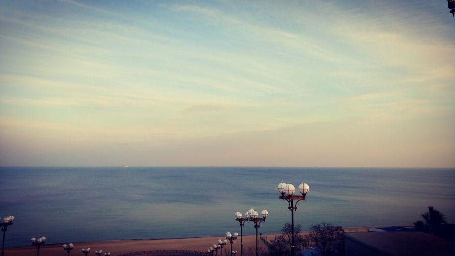 Beatuful Day  Sunset Beach Ukraine_nature The Mood The Beatuful Sky