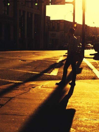 Fine Art Photography EyeEmBestPics Golden Hour My Commute