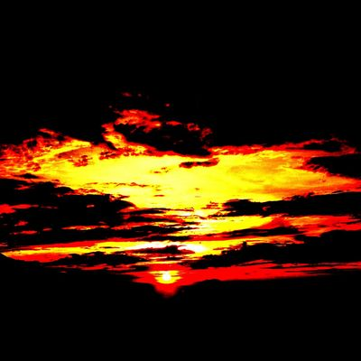 Diponegoro sunrise