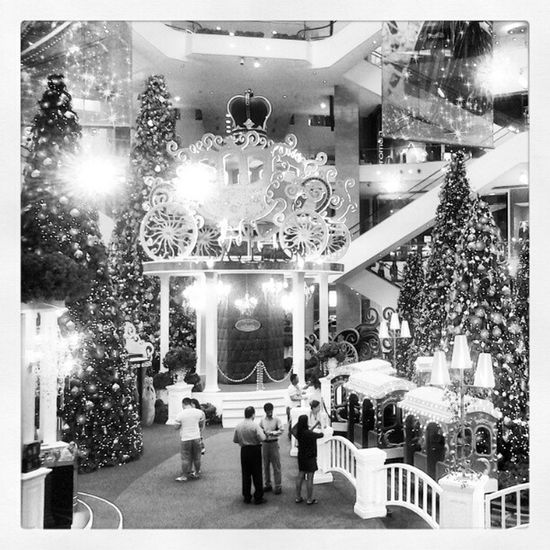 Christmas Merry Jolly Lights romance