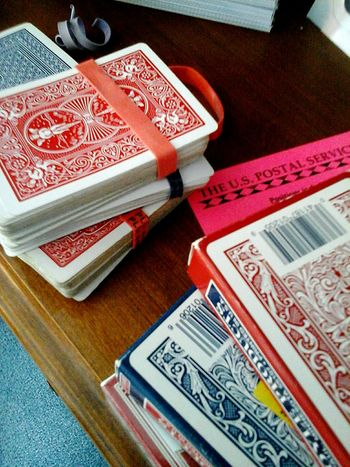 Card Games Euchre What's Trump ? Stacked Decks