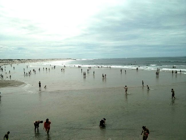 Protecting Where We Play How deep is the ocean? Beach Atlantic Ocean Portugal Aveiro
