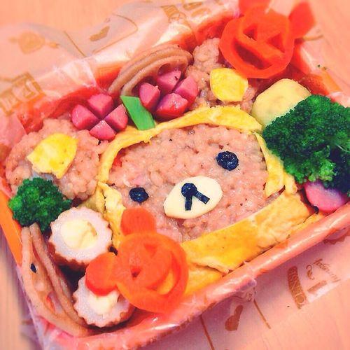 ハロウィン弁当 Handmade Lunch Time!