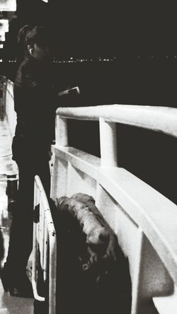 Sillhouette Noir Noiretblanc Blackandwhite