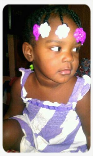through all of my pain my niece always find away to make me happy even when I don't get to see her I love you YANNA ♡♡♥