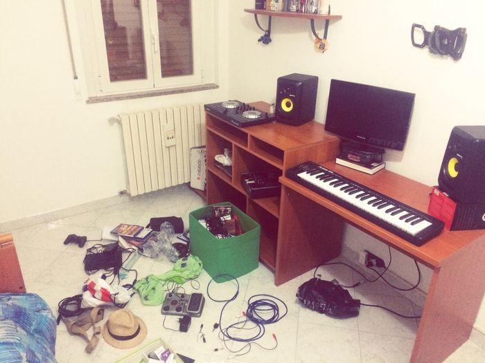 Work in PROGRESS... Building Studio Music