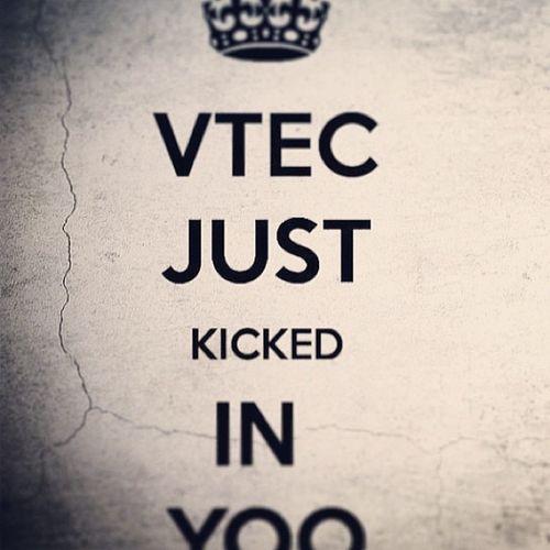 Vtec Just Kock In yo