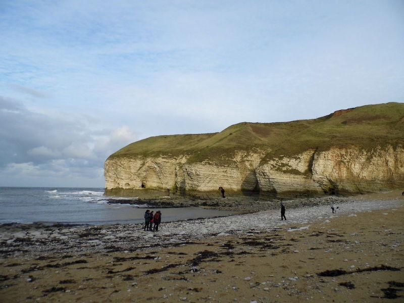 Bridlington Coastline Filey La Landscape Landscape_Collection Landscape_photography Reflection Selfie Sun Water