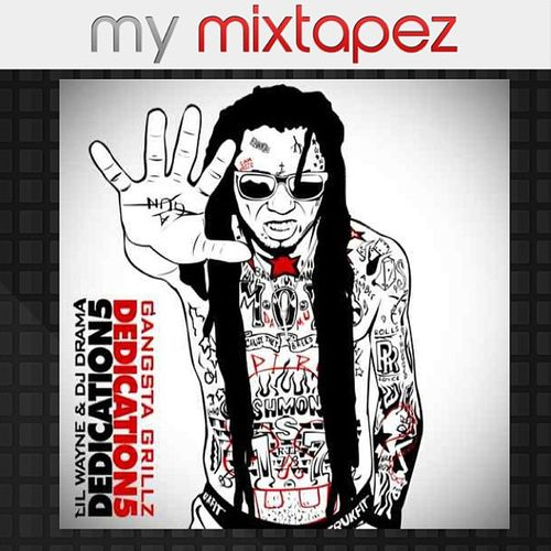 Listening to Dedication5 using @mymixtapez app. Mymixtapez