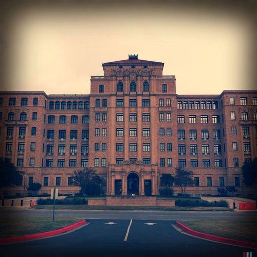 Ft Sam Houston San Antonio Texas Old BAMC
