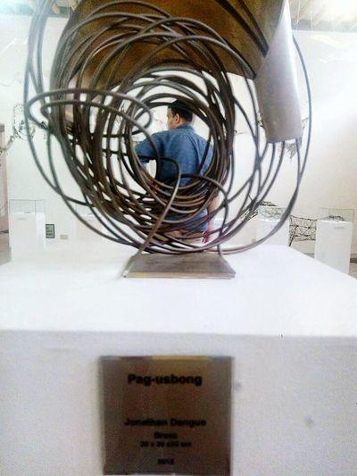 Ang pag-usbong. Close-up Pintoart Pinto Art Gallery Pintoartmuseum