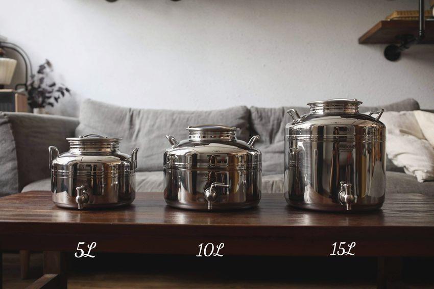 露營水桶 Jar Table