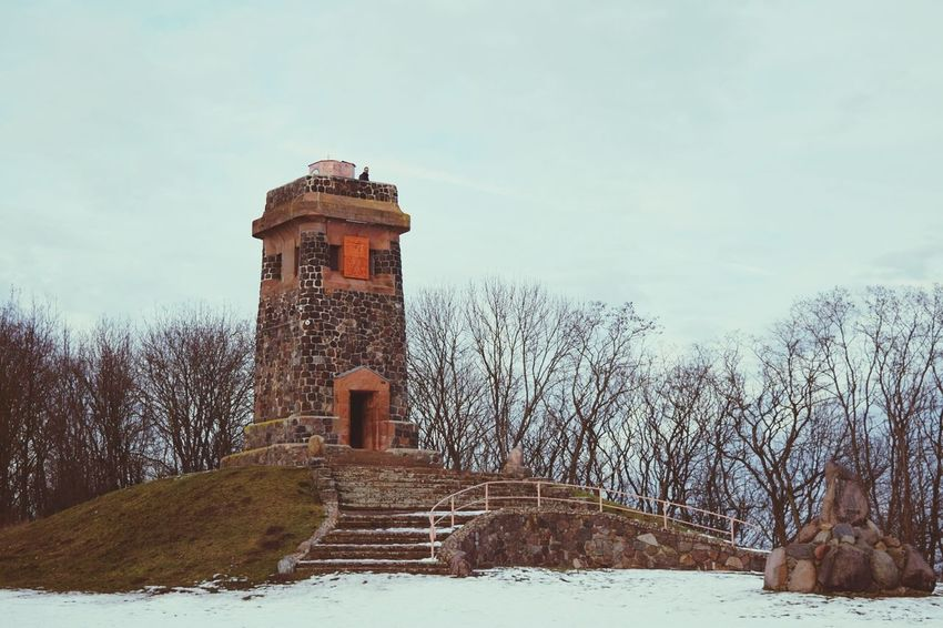 Wartberg Snow Winter Tower Tree Travel Destinations Travel Cold Temperature Snowing Nature Winter 2017 January 2017 How's The Weather Today? TreePorn Cloud - Sky Sky Tranquility Scenics Dramatic Sky Tree Nature